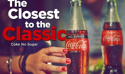 """Coca Cola replaces Coke Zero with """"No Sugar""""   Marketing ..."""