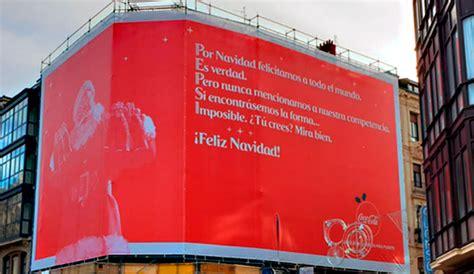 Coca Cola saluda a Pepsi por Navidad y da cátedra de humildad