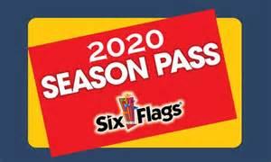 Coca Cola Six Flags 2020 Season Pass Sweepstakes