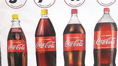 Coca Cola sube sus precios hasta en un boliviano   Diario ...