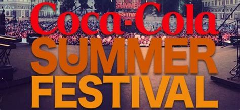 Coca Cola Summer Festival 2015, tra i primi confermati ...