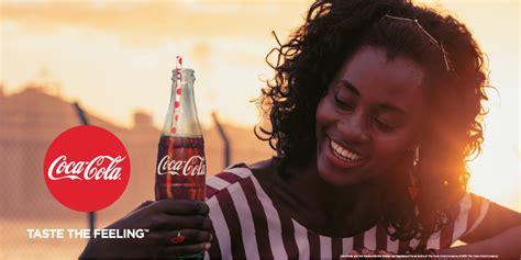 Coca Cola   Taste The Feeling   Notjustok