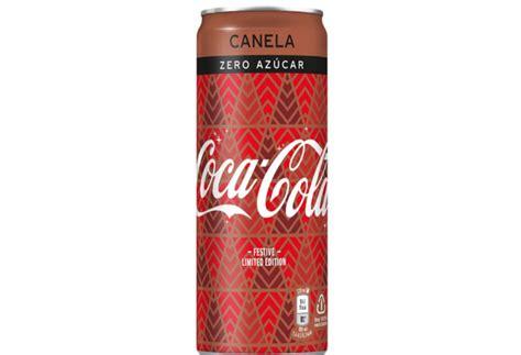 Coca Cola trae a España esta Navidad su nuevo sabor Canela ...