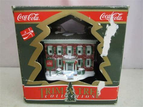 Coca Cola Trim a Tree Collection Christmas Ornament ...