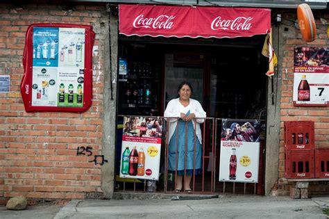 Coca Cola, una compañía global muy boliviana   JORNADA