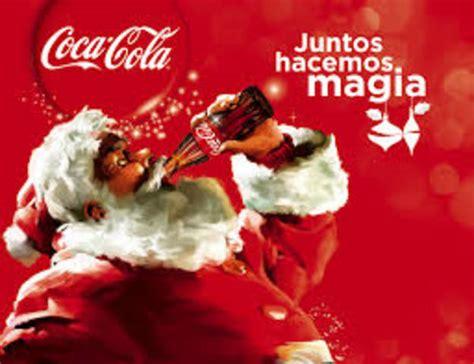 Coca  cola una historia llena de publicidad timeline ...