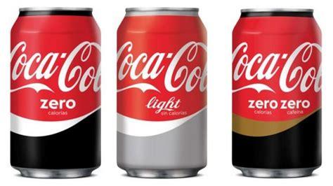 Coca Cola unifica la imagen de todas sus marcas bajo el rojo