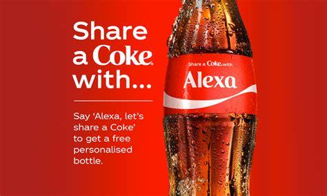 Coca Cola usa Alexa em nova campanha publicitária   NewVoice