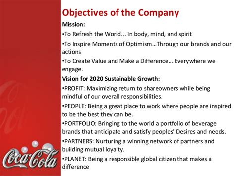 Coca Cola : Victor Diaz: Ch. 5   Developing a Global Vision