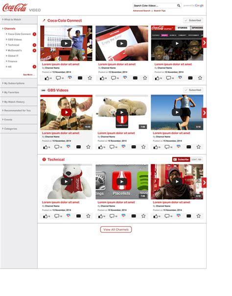 Coca Cola Video Portal   Jeff Lozito