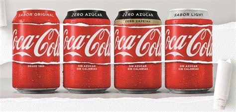 Coca Cola vuelve a cambiar sus envases en España   Libre ...