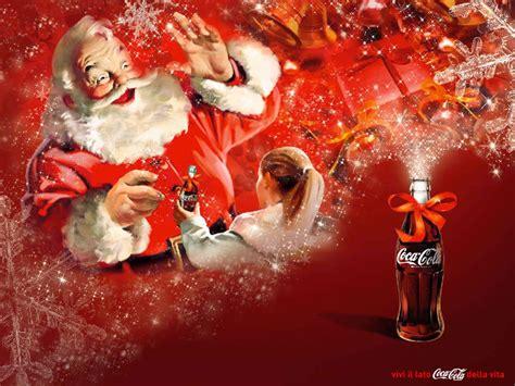 Coca Cola y la Navidad