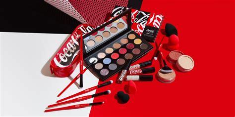Coca Cola y Morphe lanzan una colección de maquillaje de ...