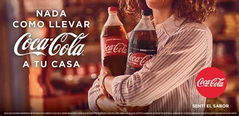 Coca Cola y una promoción para que todos se lleven una a ...