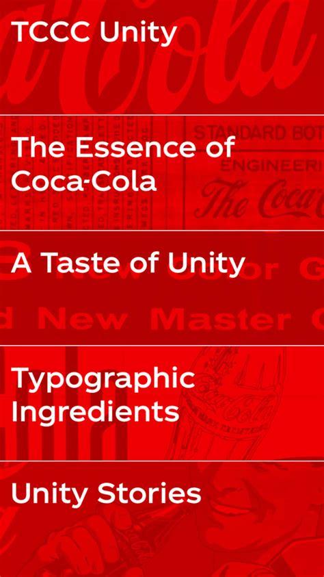 Coca Cola ya tiene su propia tipografía   Domestika