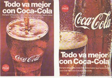 cocacola dos antiguo anuncio publicidad origina   Comprar ...