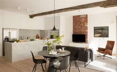 Cocina abierta   Americana   Decoración de Casas