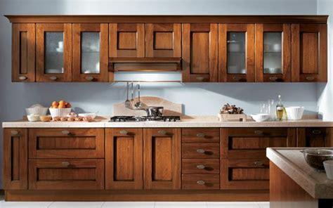 cocina estilo rustico de madera cerezo | nomar8 ...
