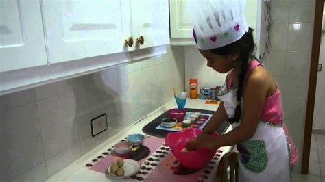 COCINA FÁCIL Y DIVERTIDA PARA NIÑOS ***Como hacer Cake ...