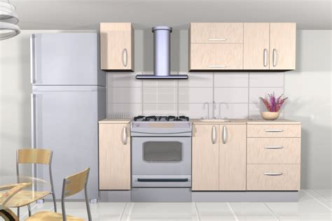 Cocina Modular De 2,65 Metros 6 Módulos.   Bs. 750,00 en ...