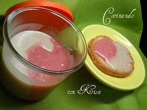 Cocinando con Kisa: Crema de chocolate blanca y Rosa ...