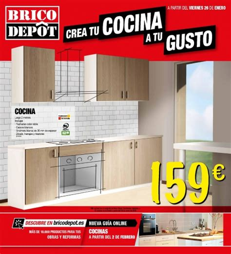 Cocinas Brico Depot: ofertas catálogo | Catalogosdetiendas