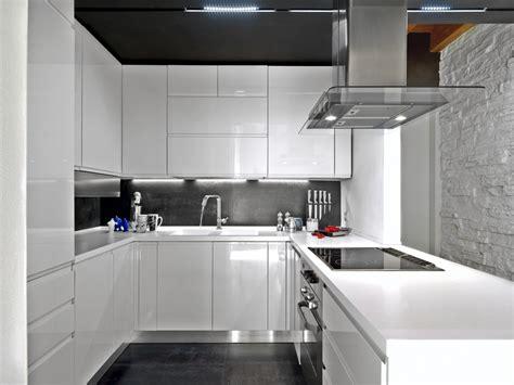 Cocinas integrales modernas para espacios pequeños   JOP.es