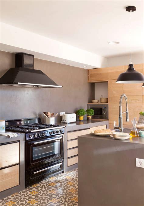 Cocinas modernas: 50 diseños para inspirarte y coger ideas ...