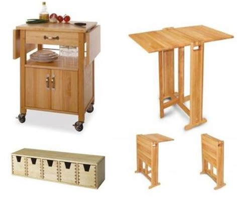 Cocinas pequeñas: utensilios, accesorios y complementos