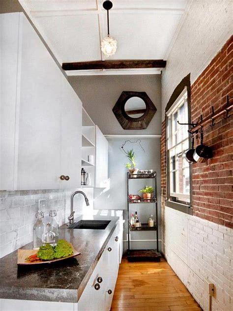 Cocinas pequeñas y alargadas 2021: ideas de decoración ...