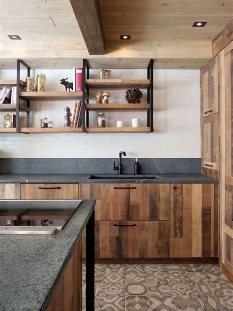 Cocinas Rústicas 30 Fotos e Ideas de Decoración – ÐecoraIdeas