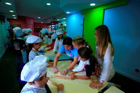 Cocineros de cumpleaños | Duendes en Madrid   Planes con niños