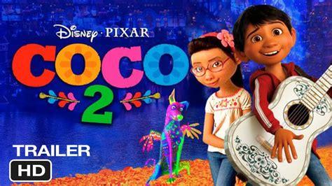 COCO 2 – Tráiler oficial  2020  Disney•Pixar   YouTube