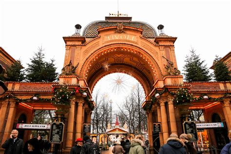 Cocoviajero: Tivoli Gardens   Copenhague   Dinamarca