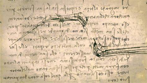 Códice sobre el vuelo de las aves de Leonardo da Vinci ...