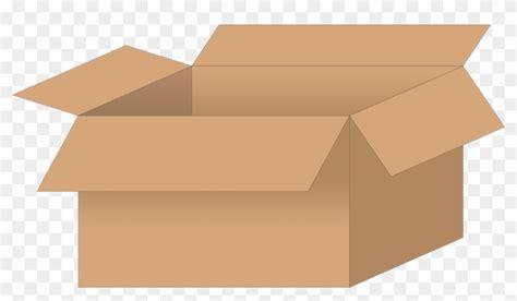 Codigo De Cajas Dun14   Caja De Carton Dibujo Png ...