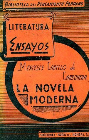Código: FR / 808.3 / C28. Título: la novela moderna ...
