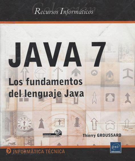 Código: INF 135 G83 Título: JAVA 7 Autor: Thierry ...