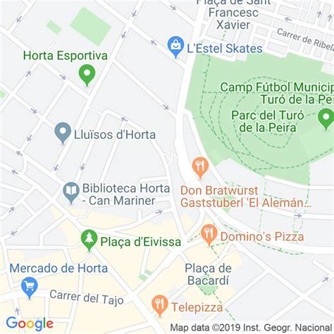 Código Postal calle Can Mariner, De, torrent en Barcelona ...