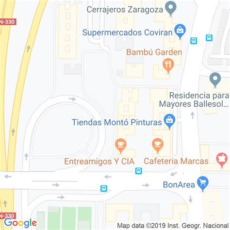 Código Postal calle Isla Fuerteventura en Zaragoza ...