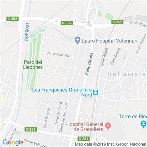 Código Postal calle Primer Marques Franqueses en ...