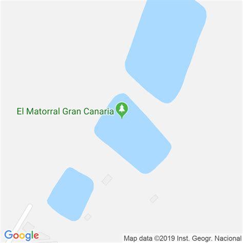 Código Postal de Matorral, El  San Bartolome De Tirajana ...