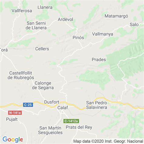 Código Postal de Molsosa, La en Lleida   Codigopostalde.es