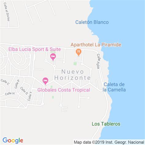 Código Postal de Nuevo Horizonte en Las Palmas ...