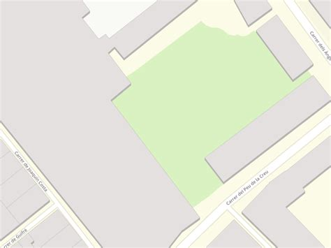 Código postal de Plaça De Les Caramelles en Barcelona