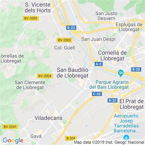 Código Postal de Sant Boi De Llobregat en Barcelona ...