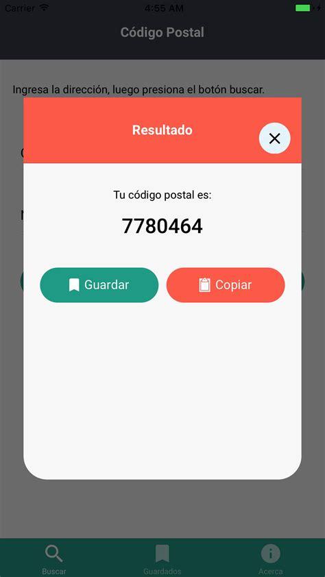 Código Postal for Android   APK Download