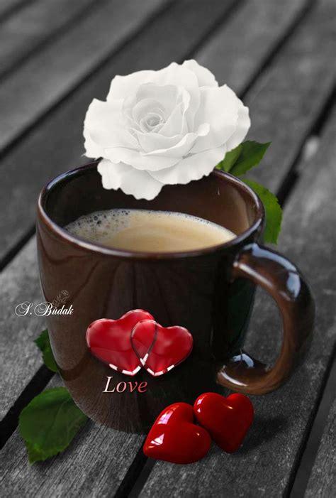 Coffee, flowers & LOVE! | พักดื่มกาแฟ, แก้วกาแฟ, อาหาร