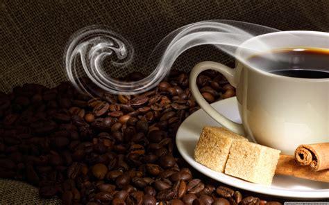 Coffee Steam Sugar Ultra HD Desktop Background Wallpaper ...