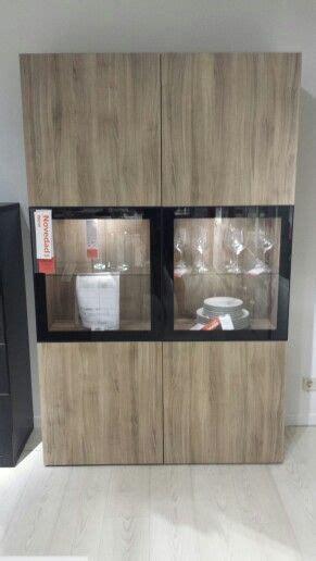 Colección besta ikea   vitrina comedor | aparador ...